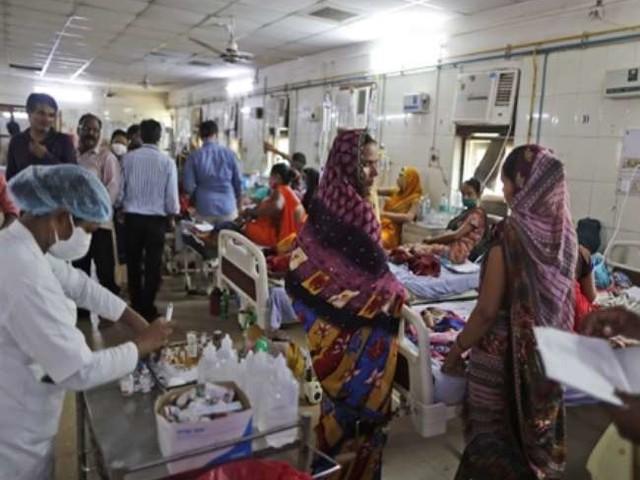 केंद्र ने दिए निर्देश, फीरोजाबाद में बुखार के मरीजों के हों सभी तरह के टेस्ट, उत्तर प्रदेश के गृह सचिव को लिखा पत्र