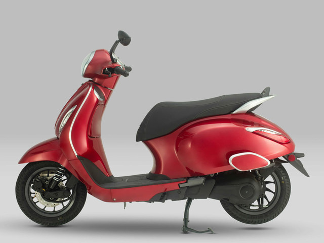 Bajaj Auto opens bookings for e-scooter Chetak in Hyderabad