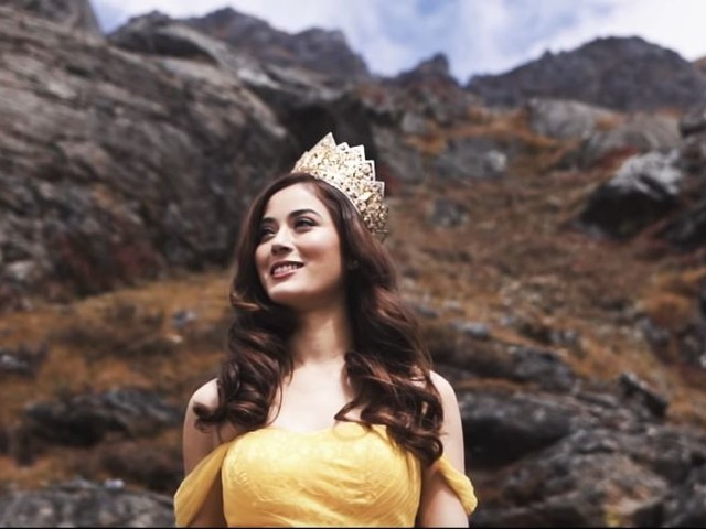 Miss Nepal Khatiwada's run ends at Top 12 in Miss World Finals