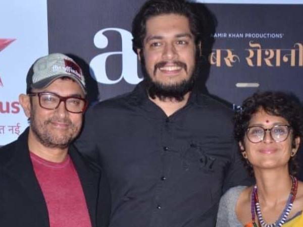 आमिरच्या मुलाने ऑडिशन दिले खरे, वाट्याला आले रिजेक्शन