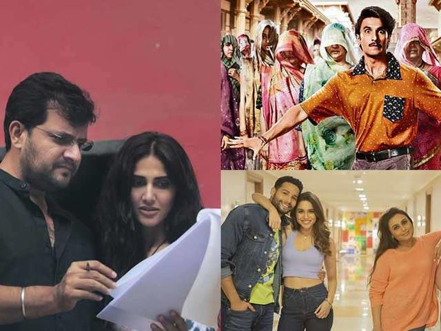 YRF announces release dates for Bunty Aur Babli 2 Shamshera Prithviraj and Jayeshbhai Jordaar