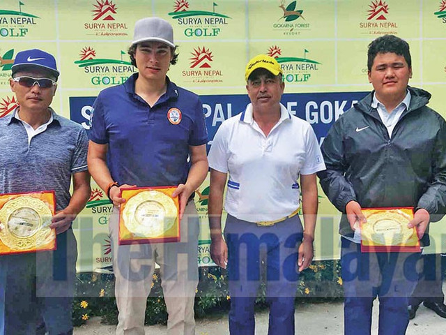 Shrestha Einhaus claims title