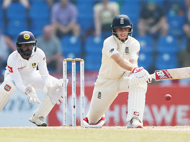 Root masterclass sees England frustrate Sri Lanka in second test