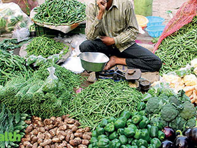 Vegetables on fire, prices soar up to 50% on heavy rainfall