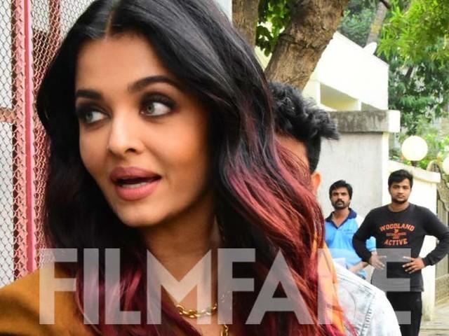 Aishwarya Rai Bachchanâs latest look is too hot to handle