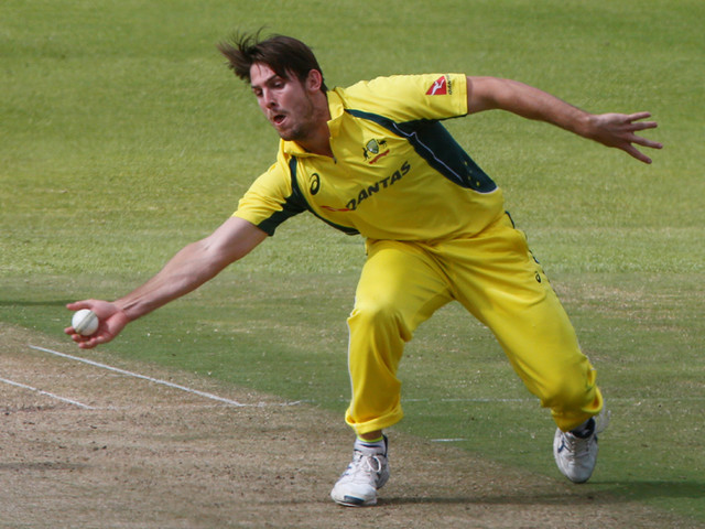 Weather may delay return of Marsh to Australia side
