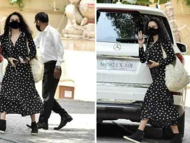 प्रिती झिंटा देणार 'गुड न्यूज'? पोलका डॉट ड्रेसमध्ये जोरदार चर्चा