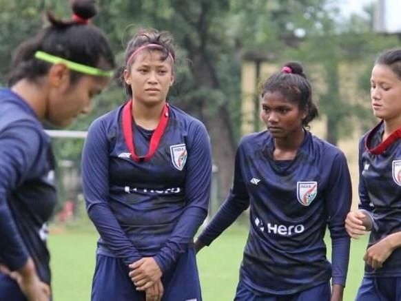 भारतीय महिला फुटबॉल टीम ने आतिथ्य सत्कार के लिए झारखंड सरकार को धन्यवाद दिया