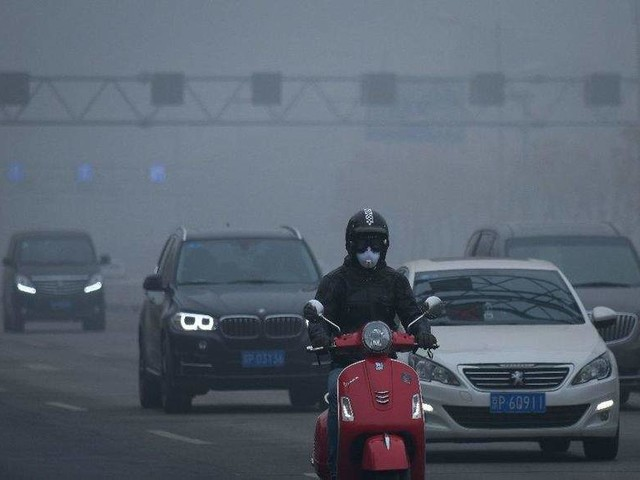 Air pollution exposure linked to breast cancer: Study