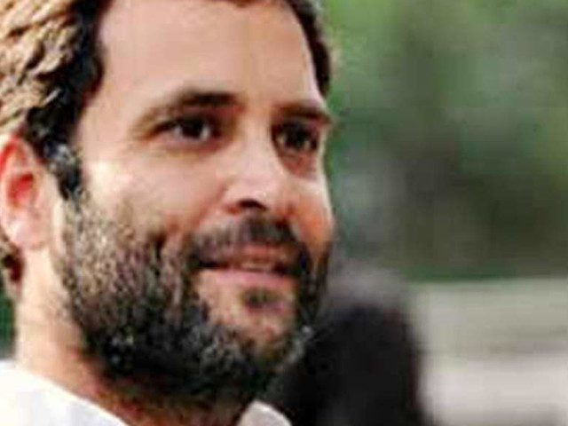 Rahul Gandhi to address rally in Vasundhara Raje's home turf Jhalawar