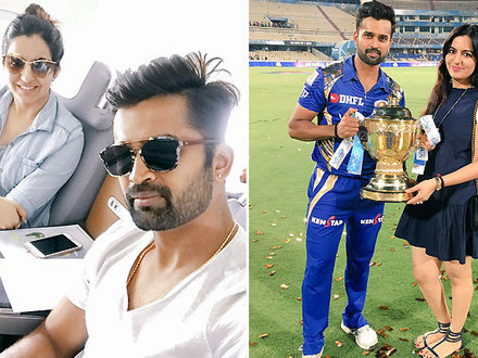 फ्लॉप इंडियन क्रिकेटर की ग्लैमरस वाइफ, स्पोर्ट्स कंपनी की है मालकिन