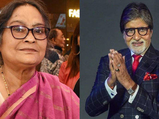 I always wanted to meet Mr Bachchan but unfortunately... - Swatilekha Sengupta