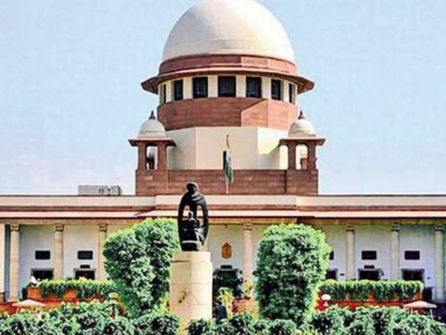 Can't brush sexual harassment allegations under carpet: Supreme Court