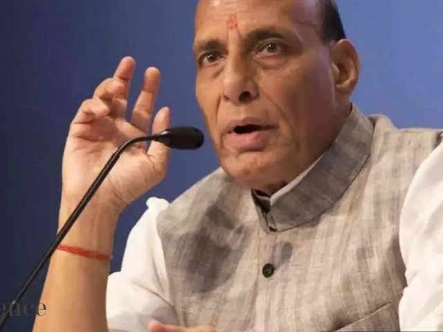 India among top 25 defence products exporting nations: Rajnath Singh