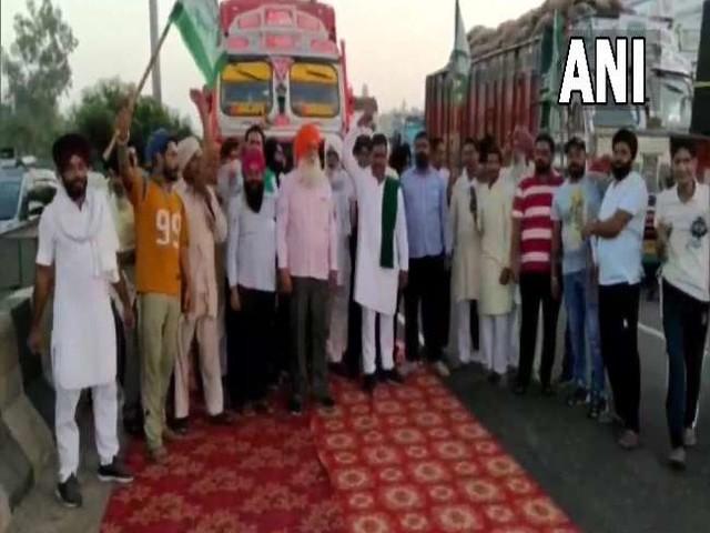 Bharat Bandh LIVE Updates: आज किसानों का भारत बंद, दिल्ली-गाजीपुर सीमा पर प्रदर्शन; कई जगह रोड जाम