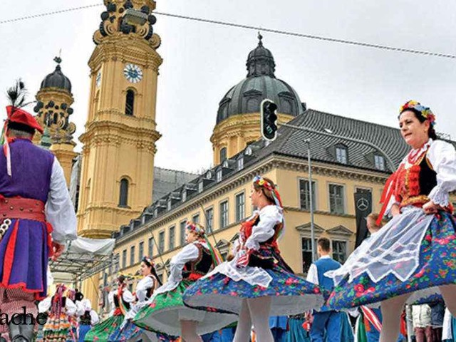 From Oktoberfest in Munich to Morocco's Oasis, partake in local festivities as you discover a new destination
