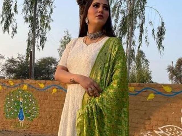 Sapna Choudhary की देसी अवतार में तस्वीरें हुईं वायरल, लुक पर आप भी हो जाएंगे फिदा
