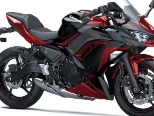 MY2021 Kawasaki Ninja 650 Gets Two New Shades