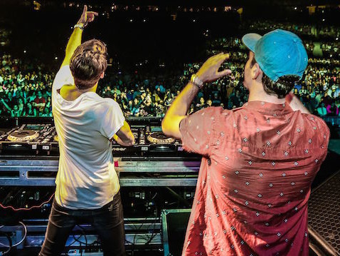 The Chainsmokers are on their way to re-gain dominance in the EDM circuit with bass heavy collaboration with Quix