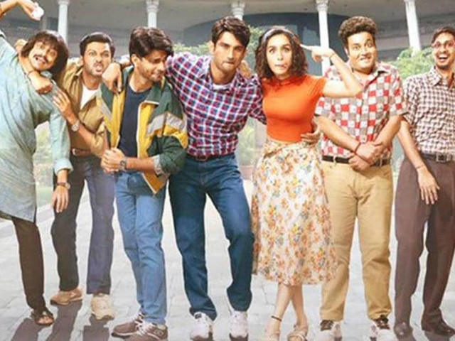 Chhichhore inches towards 100 crores at the box-office