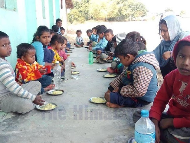 Anomalies in day meal scheme