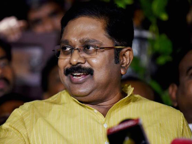 EC order on AIADMK symbol dispute will be challenged in SC: TTV Dhinakaran