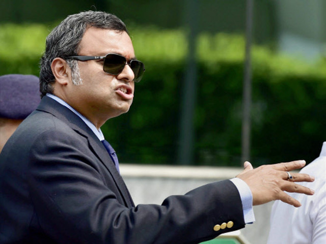 ED attaches Rs 1.16cr assets of Karti Chidambaram