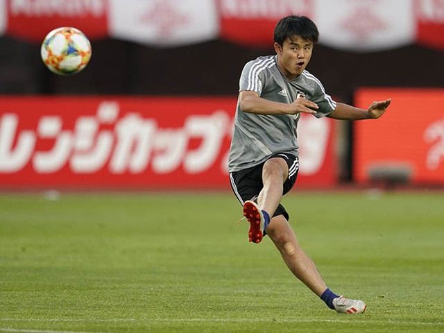 Real sign 'Japanese Messi' Kubo from FC Tokyo
