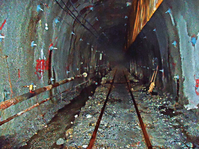 'Technical error caused Melamchi tunnel accident'