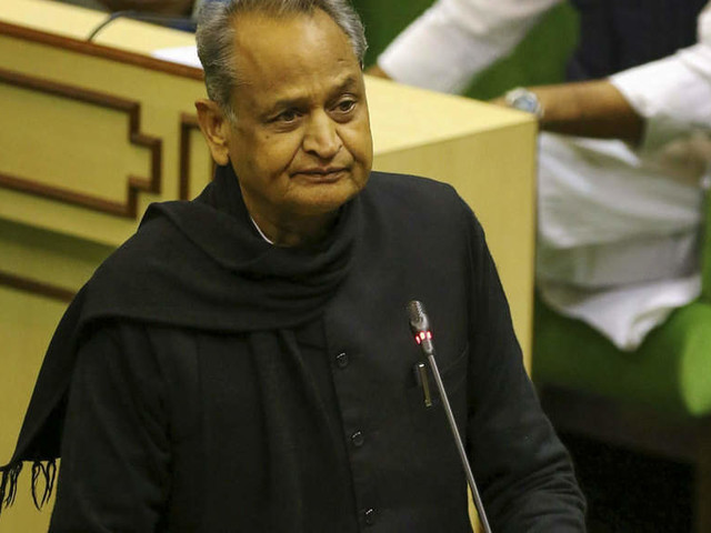 Ashok Gehlot sets stage for reshuffle of Rajasthan cabinet, PCC shake-up before local polls