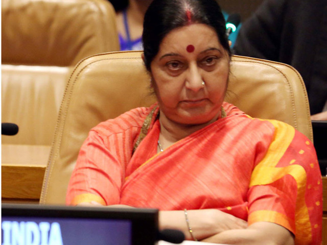 India ready to work beyond Paris climate deal: Sushma