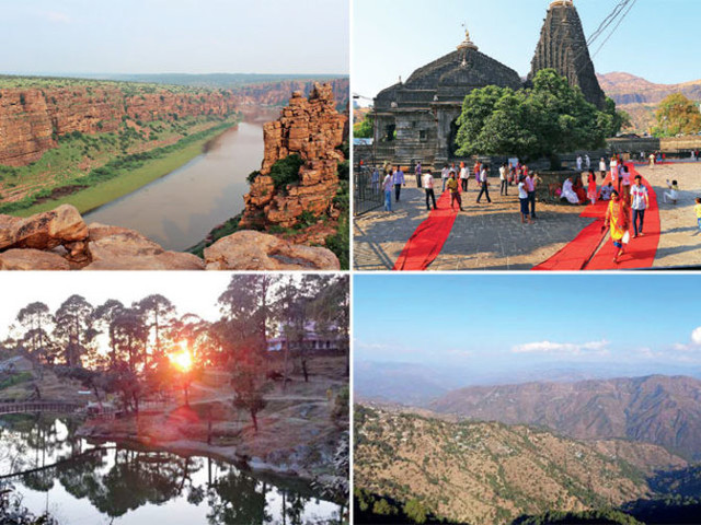 Make the most of your extended weekend: Lansdowne in Uttarakhand or Gandikota in Andhra Pradesh