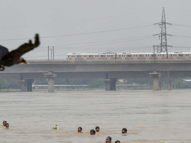 Yamuna at its 'healthiest' this yr due to rise in flood water inflow: Experts