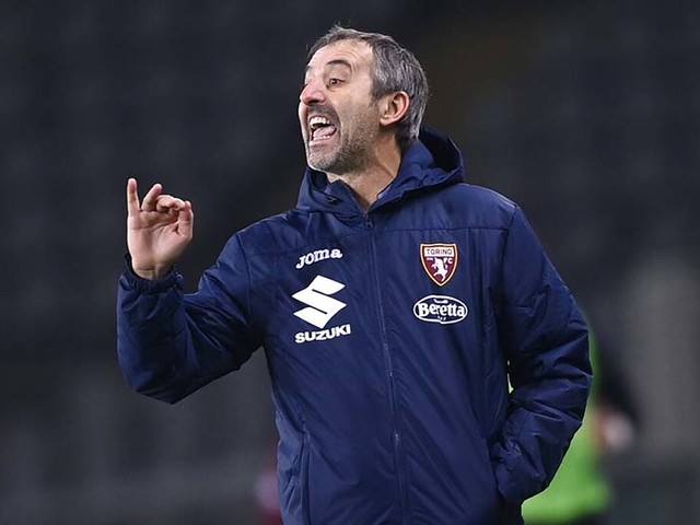 Torino fire coach Marco Giampaolo after poor results