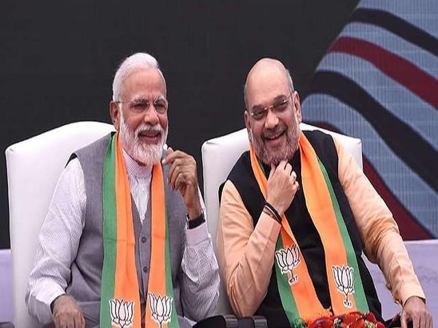 प्रधानमंत्री मोदी ने अमित शाह को जन्म दिन पर बधाई दी, गृह मंत्री ने पीएम का आभार जताया