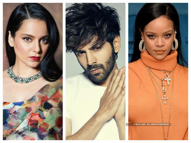 Kangana-Rihanna: Celeb controversies 2021