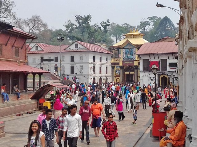 Fake bombs disposed of at Pashupatinath temple