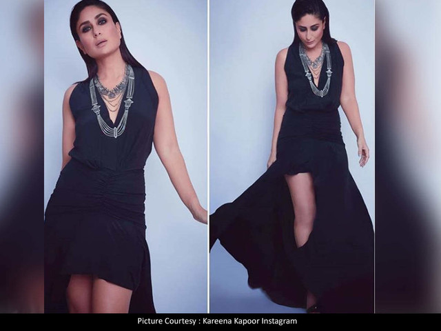 Pic: Kareena plays it safe with THIS dress