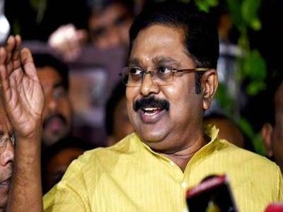 'People of R K Nagar have elected Amma's successor': Dhinakaran