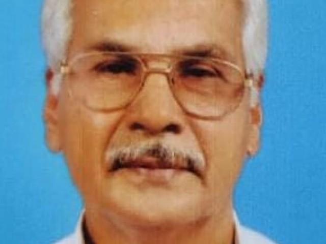ചരമം: നെല്ലൂളി കരുണാകരന്