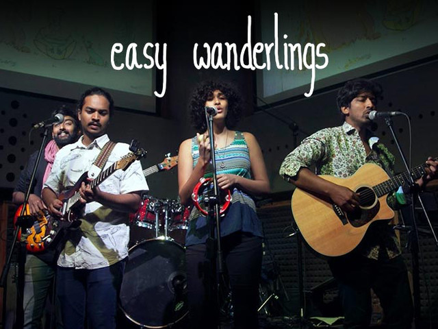 Pune Based Soul-Pop Group Easy Wanderlings Now On Tour