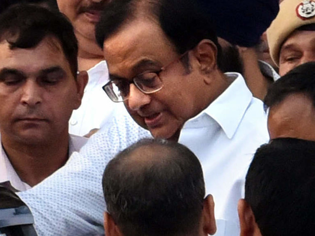 Our lawyer-MPs failed to bail out Chidambaram: Lakshman Singh