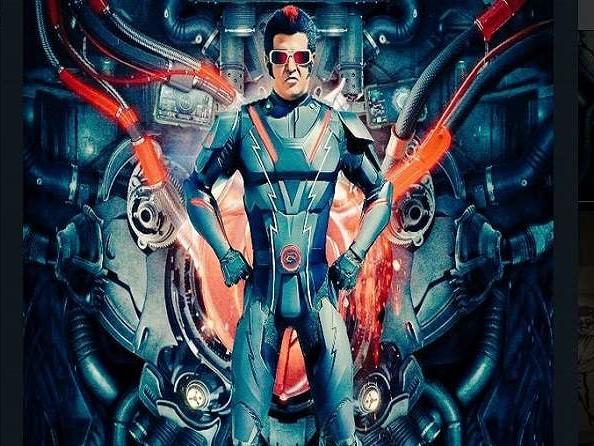 Box Office: रजनीकांत- अक्षय कुमार की फिल्म 2.0 ने रचा इतिहास, 700 करोड़ पार