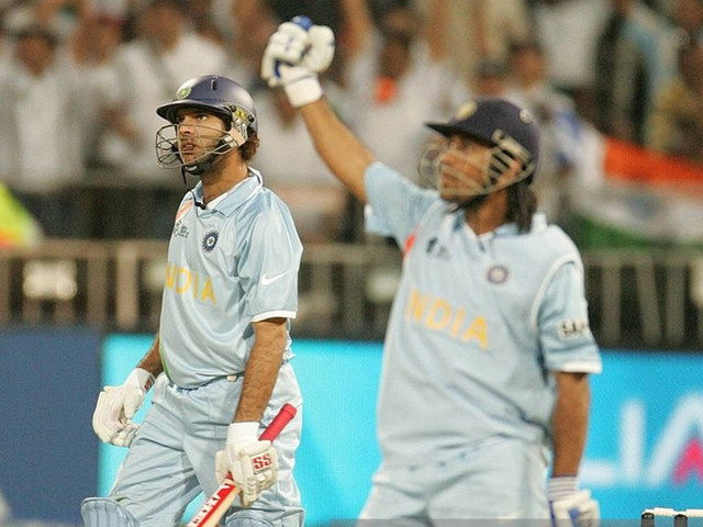 Ten years of Yuvraj Singh's six sixes
