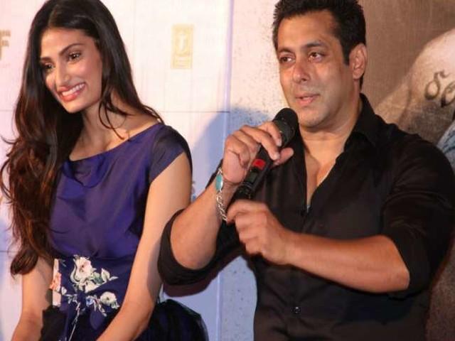 Salman Khan ने हाथ जोड़कर अथिया शेट्टी से मांगी माफी, पापा सुनील शेट्टी ने ऐसे किया रिएक्ट