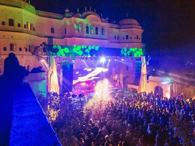 India's Premier Techno Festival In A Castle Announces Dates And Venue