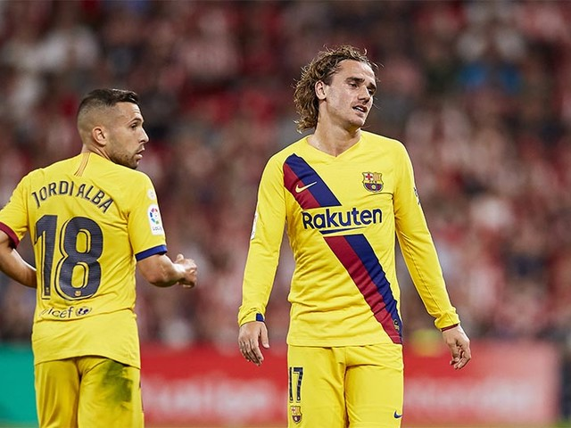 Griezmann could be the key for Barcelona against Betis