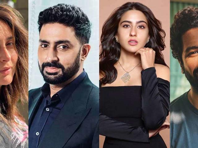 Kareena Kapoor Khan Vicky Kaushal Abhishek Bachchan congratulate Priya Malik