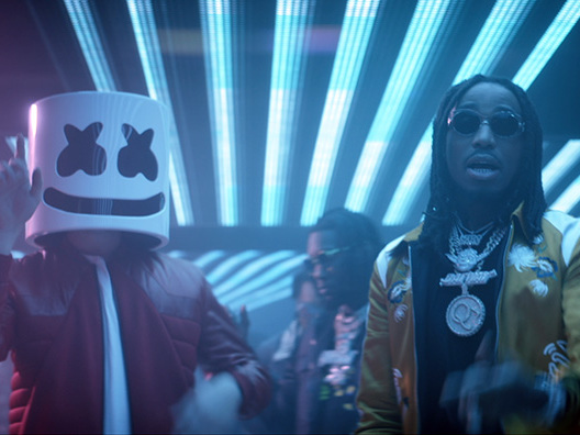 Exclusive: The Marshmello X Migos Collab Is Finally Out And It's Fire AF