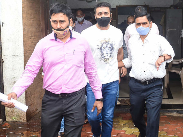 Kundra earned Rs 1.17 cr in 5 months from app